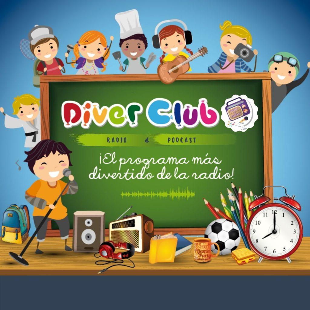 Programa de radio para niños Diverclub sol radio