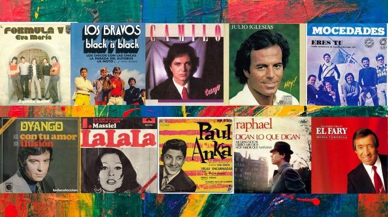 mejores canciones de los 60 y70 sol radio
