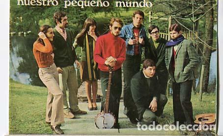 Nuestro pequeño mundo grupo folk español