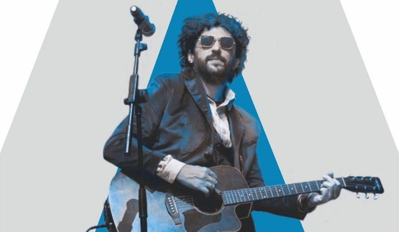 Mario San Roman en concierto
