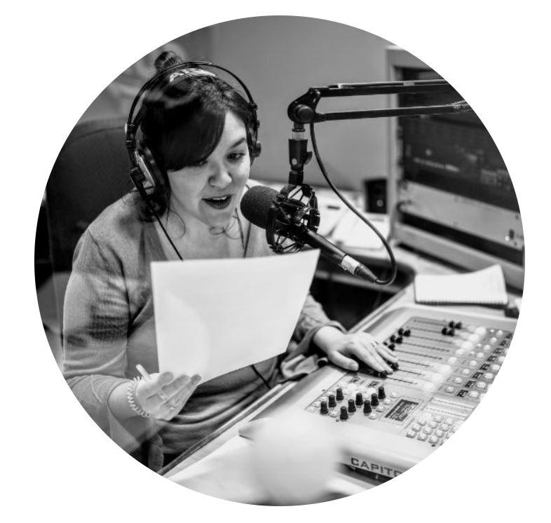 Belén Gordo en Sol Radio